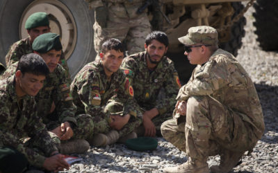 Escalation in Afghanistan on the cards