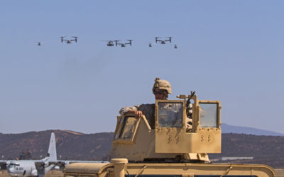 Drones as a threat