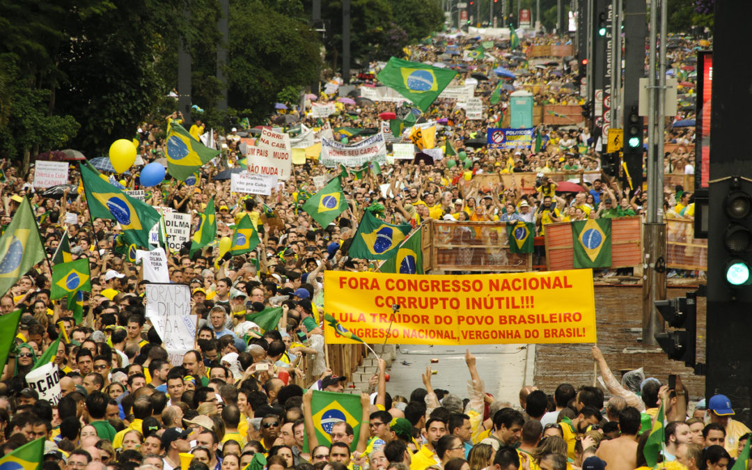 Brazilian judge reveals names of Cabinet ministers in high-level corruption case