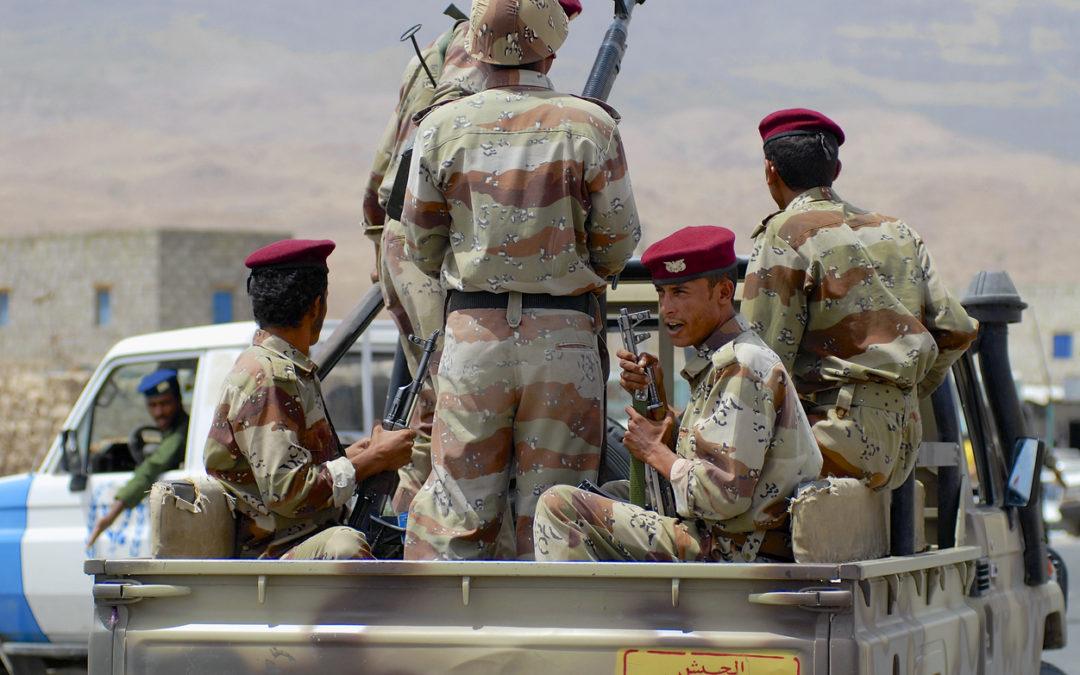 Scotland Yard probe possible war crimes in Yemen