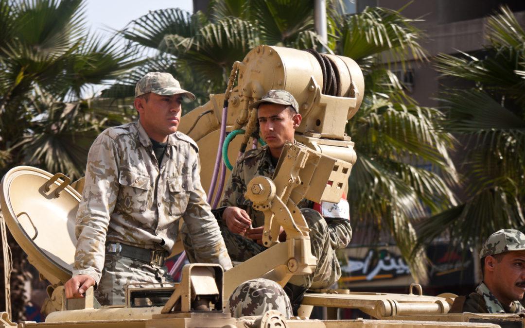ISIS seeks to establish presence in Upper Egypt