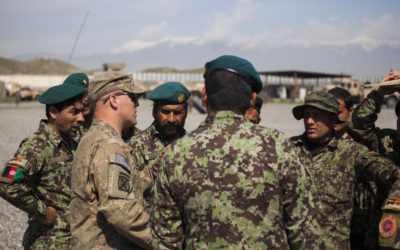 Analysis of Russia's alleged Taliban support